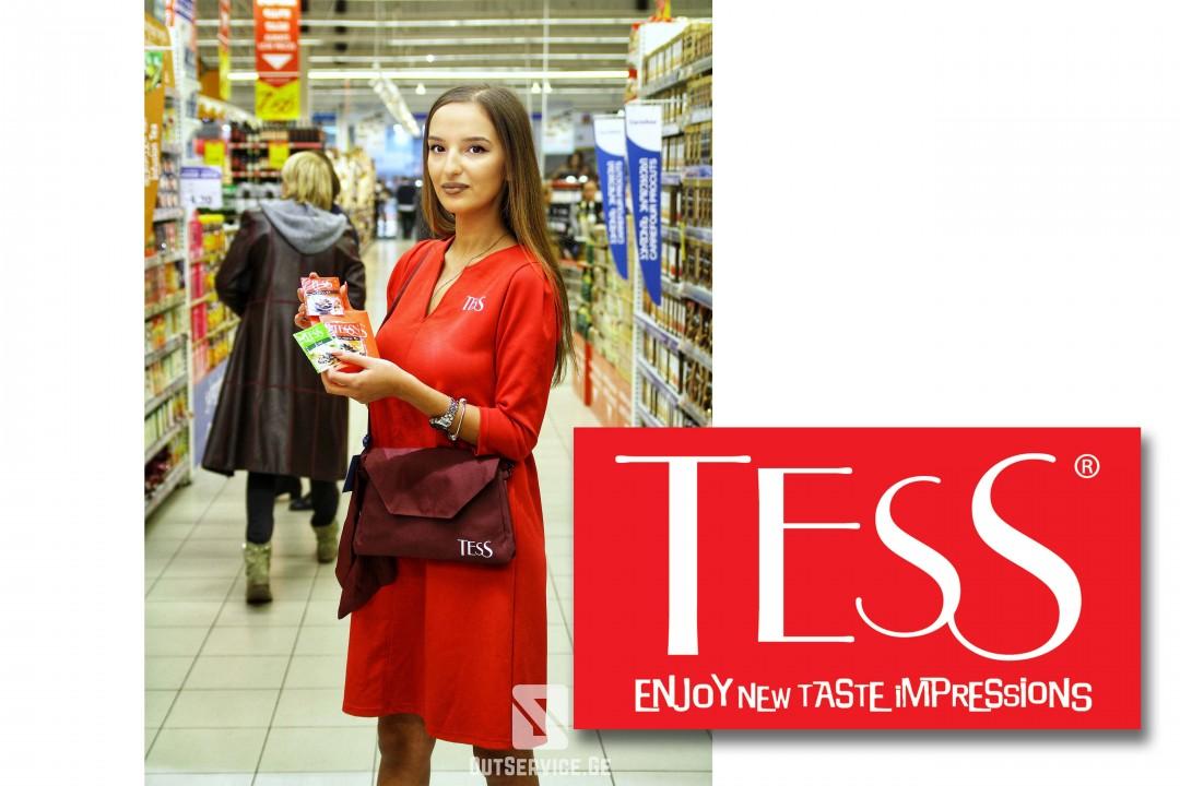 """ჩაი """"ტეს""""-ის სემპლინგი"""